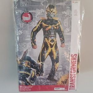 Transformers Bumble Bee Costume